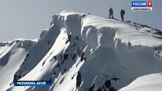 Сибирские туристы оказались в западне в горах Алтая