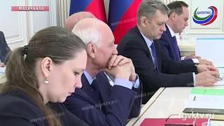 На совещании у врио главы Дагестана обсудили учения энергетиков и летний отдых школьников