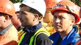 В АО «Черниговец» подвели итоги трудового месяца