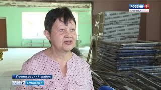 ДК смоленского села готовится к открытию после капремонта