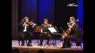 В Тольяттинской филармонии выступил квартет имени Давида Ойстраха