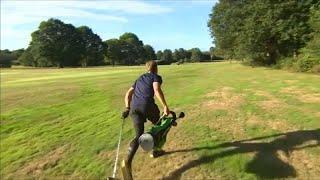 Спид-гольф: и меткость, и скорость