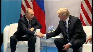 Путин и Трамп готовят личную встречу