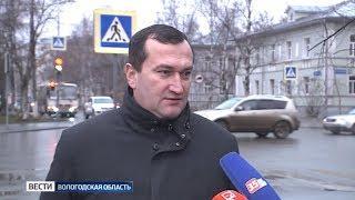 В Вологде частично заменят ливневую канализацию