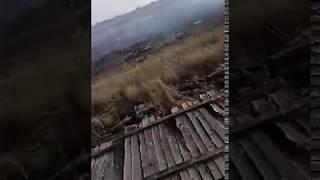 пос.Южный Урал, пожар 13.09.2018