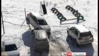 В Международный женский день житель Катав-Ивановска разбил машину жены ВИДЕО