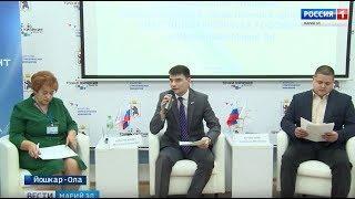 В Йошкар-Оле состоялась конференция марийского регионального отделения ОНФ