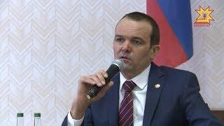 В Моргаушском районе подвели итоги 2017 года.