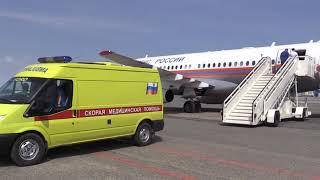В Москву экстренно доставлены крымские пациенты