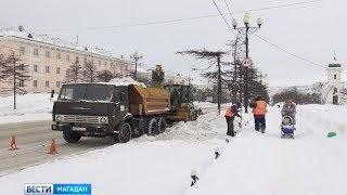 Магаданская область готовится к весенним паводкам