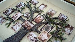 Семья из Нефтеюганска создала Древо жизни
