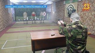 Памяти сотрудника СОБРа Изосима Башкирова посвятили чемпионат по практической стрельбе из пистолета.