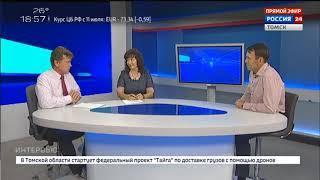 Интервью. Татьяна Гончарова, Дмитрий Болкисев