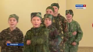 Благоустройство Макарьевского района Костромской области выходит на новый уровень