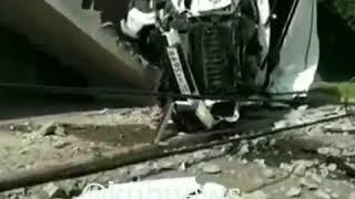 ДТП с «Мерседес Гелендваген» на ул. Калинина, Краснодар
