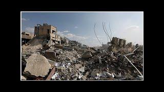 В НАТО призвали Дамаск, Москву и Тегеран обеспечить гумдоступ в Сирию