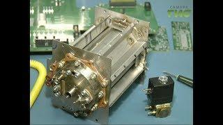 Учёные Самарского университета разработали двигатель наноспутника на воде и этиловом спирте