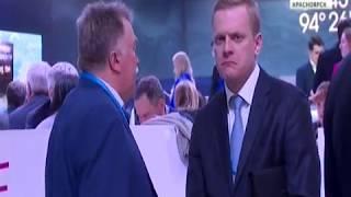 Вести. Интервью: гость программы -  министр экономического развития края Сергей Верещагин