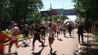 """Более 2-х тысяч человек пробежали """"Зелёный марафон"""" в Ставрополе"""