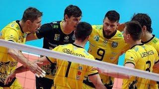 Югорские волейбольные клубы играют в Суперлиге