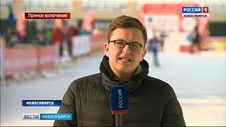 Соревнования по биатлону на Кубок Анны Богалий проходят в Новосибирске