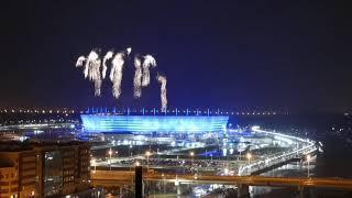 Фестиваль фейерверков в Калининграде 15.09.18