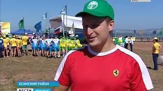 14 районов Иркутской области соревновались на аграрной спартакиаде