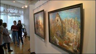 В галерее «Универсум» открылась выставка работ Михаила Будкеева
