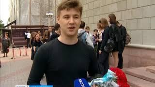 В Красноярске простились с Владиславом Жуковским