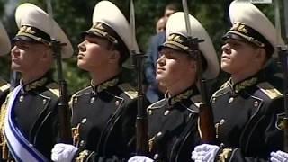 100 лет Восточному военному округу