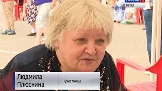 В Кирове проходит акция «Активное поколение»(ГТРК Вятка)