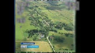 Чёрных лесорубов в Калининградской области будет выслеживать беспилотник