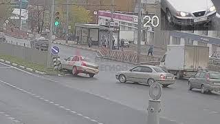ДТП Московский/Гагарина. 26.10.18.