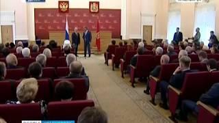 Анонс: в Большом концертном зале Красноярска пройдёт инаугурация губернатора