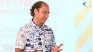 Гендиректор «Буквоеда» Денис Котов хотел бы создать в Великом Новгороде парк культуры и чтения