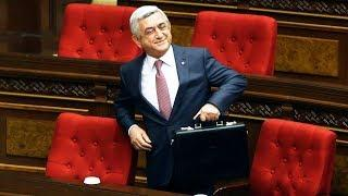Парламент избрал Саргсяна премьер-министром Армении | НОВОСТИ