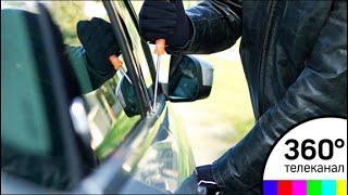 Житель Подмосковья задержан за кражу автомобильных зеркал