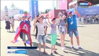 Чемпионат мира по футболу в Саранске завершен, но все ответственные службы будет работать в режиме п