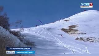 Чемпионат России по альпинизму прошел в Ингушетии