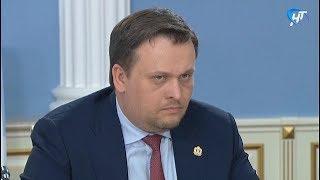 Андрей Никитин побывал на заседании наблюдательного совета Агентства стратегических инициатив в Сама