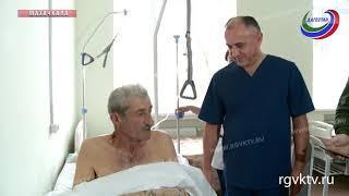 В РКБ открыли первое на Северном Кавказе отделение хирургии и онкологии с кабинетом диагностики