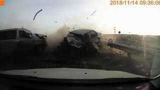 Смертельная авария. Парень погиб из-за водителя микроавтобуса