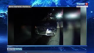 Шокирующее ДТП: в Усолье иномарка насмерть сбила троих пешеходов