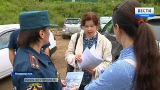 Прокуратура разберется с небезопасной стройкой на улице Шошина во Владивостоке