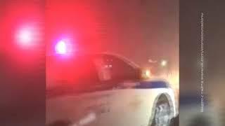 На трассе Волгоград - Каменск-Шахтинский ночью произошло серьезное ДТП