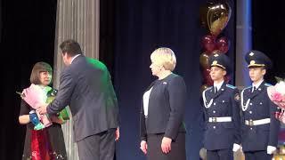 """Награждение медалью """"Материнство"""" Оренбург"""
