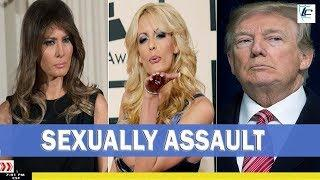 Stormy Daniels reveals rer disturbing incident with Trump involving Melania and Barron