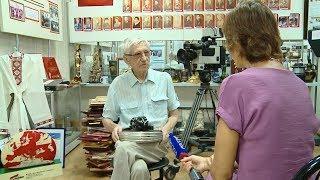 Ветеран волгоградского телевидения Георгий Гордеев вспоминает яркие моменты работы