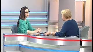 Вести.Интервью: ректор КГИИ, член Союза художников России Марина Москалюк