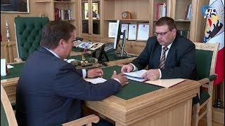 Руководство Боровичского района работает над повышением средней заработной платы